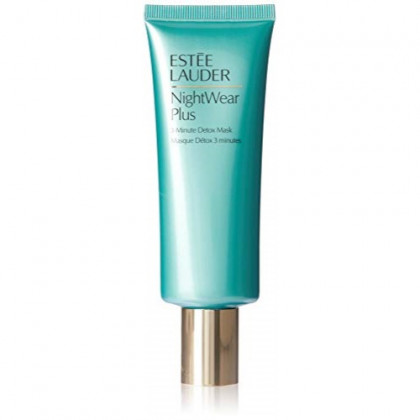 Estee Lauder Women's Nightwear Plus 3-Minute Detox Mask, 2.5 Ounce