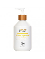 Raw Sugar Lemon Sugar Natural Hand Wash - 16.9oz