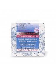 Dead Sea Collection Anti-Wrinkle Day Cream with Hyaluronic Acid Nourishing and Smoothing 1.69 fl.oz