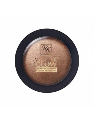 Ruby Kisses Face and Body Bling Powder, Deep Glow