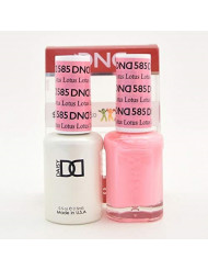 DND Gel Polish Lotus 585