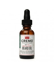 Cremo Beard Oil, Mint Blend, 1 Ounce- Restores Moisture, Softens and Reduces Beard Itch for All Lengths of Facial Hair