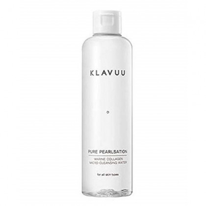 KLAVUU Pure Pearlsation, Marine Collagen Micro Cleansing Water, 8.45 fl oz (250 ml)