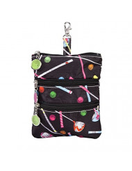 Sydney Love You're Driving Me Crazy Clip on Accessory Pouch