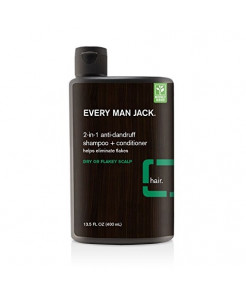 Every Man Jack 2-in-1 Anti-dandruff Shampoo + Conditioner - 13.5 Fl Oz, 13.5 Oz