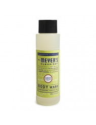 Mrs. Meyer's Body Wash,16 fl oz (Pack 3, Lemon Verbena