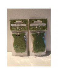Scentsy 2pk Amazon Rain Car Bar Air Freshener
