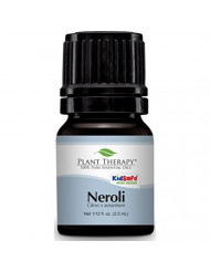 Plant Therapy Neroli Essential Oil 2.5 mL (1/12 oz) 100% Pure, Undiluted, Therapeutic Grade