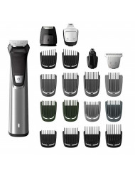 Philips Norelco  MG7750/49 Multigroom Series 7000, Men's Grooming Kit with Trimmer for Beard, Head, Body, and Face - No Blade Oil Needed