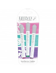 Nuvo by Tonic Studios 171N Nuvo Glitter Markers Northern Lights