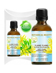 YLANG YLANG ESSENTIAL OIL- Cananga odorata genuina. 100% Pure Therapeutic Grade, Premium Quality, Undiluted. (0.33 Fl.oz - 10 ml)