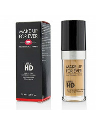 Make Up For Ever Ultra HD Invisible Cover Foundation - # Y385 (Olive Beige) 30ml/1.01oz