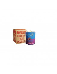 Andy Warhol Scented Campbell's Soup Can Candle - Blue / Purple (Fig & Tree Scent)