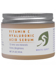 Vitamin C Hyaluronic Acid White Egret INC 2 fl oz Cream