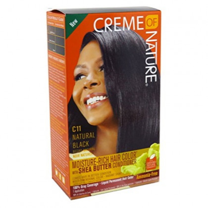 Creme Of Nature Color C11 Natural Black