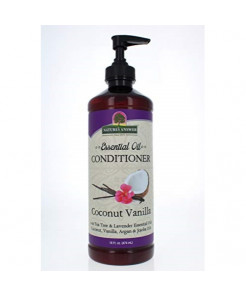 Nature's Answer Essential Oil Conditioner, Coconut Vanilla, 16-Ounce