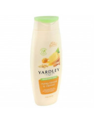 Yardley of London Creamy Body Wash Honey Almond - 3PC