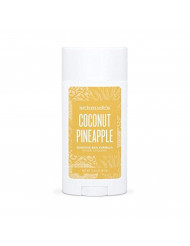 Schmidt's Natural Deodorant for Sensitive Skin - Coconut Pineapple, 3.25 ounces. Stick for Women and Men