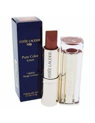 Estee Lauder Pure Color Love Lipstick, 100 Blase Buff, 0.12 Ounce