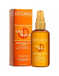 Dessange Oleo Miracle Replenishing System Oil, 3.4 Fluid Ounce
