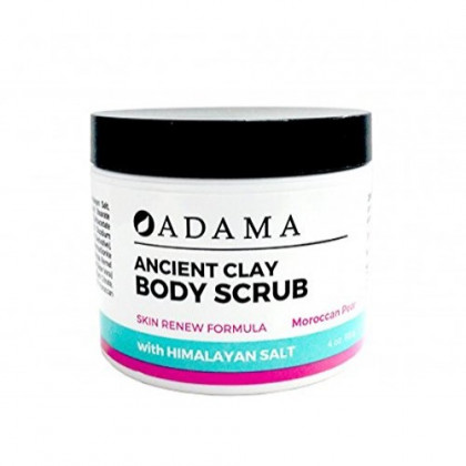 Ancient Clay Body Scrub with Himalayan Salt