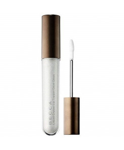 BECCA Liquid Crystal Glow Gloss: Pearl x Gold - Creamy pearl with a golden shift