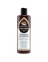 One N Only Coconut Conditioner 12 Ounce (350ml) (6 Pack)