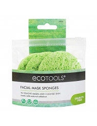 EcoTools Facial Mask Sponges, 3CT