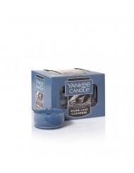 Yankee Candle Warm Luxe Cashmere 12 Tea Lights