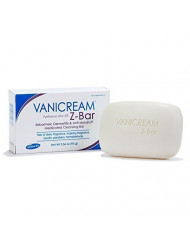 Vanicream Z-Bar Medicated Cleansing Bar - 3.36 oz, Pack of 3