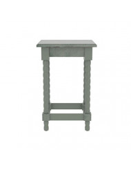 Urbanest Christopher Accent End Table, 22 1/4-inch Tall, Dark Green