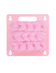 The Back Scratch Scrubber (Pink Sunrise) by The Ãœya Company (TM) - The Complete, Hands-Free, Back Skin Care System for Scratching, Scrubbing & Exfoliating Your Back Every Time You Shower