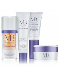 Meaningful Beauty Anti-Aging Daily Skincare System, Gift Set