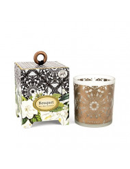 Michel Design Works Gift Boxed Soy Wax Candle, 6.5-Ounce, Bouquet