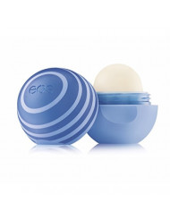 eos Medicated Lip Balm Sphere - Cooling Chamomile | Temporarily Relieves Pain | Deeply Hydrates and Seals in Moisture | Sustainably-Sourced Ingredients | 0.25 oz