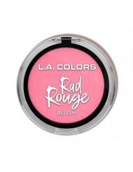 L.A. Colors Rad Rouge, Valley Girl, 1 Ounce