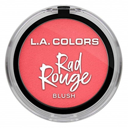 L.A. Colors Rad Rouge, To The Max, 1 Ounce