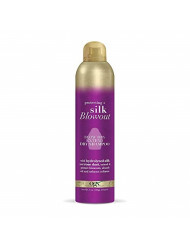 OGX Protecting + Silk Blowout Blow Dry Extend Dry Shampoo, 5 Ounce