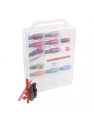 Caboodles See & Be Scene Ultimate Nail Polish Organizer