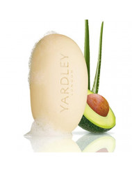 Yardley London Aloe and Avocado Naturally Moisturizing Bath Bar 4.25 oz (Pack of 12)