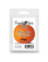 Primal Elements Pumpkin Spice Wax Melt, 2.5 Ounce