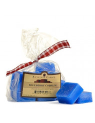 Pack of 2 Blueberry Cobbler Scented Wax Melts Bag of 10 for Weddings, Home & Event Decoration, Relaxation, Made in US