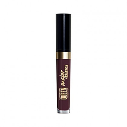 COVERGIRL Queen Collection Major Shade Matte Liquid Lipstick, Slow Jam, 0.11 Pound (packaging may vary)