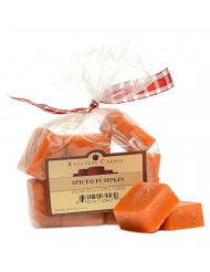 Pack of 2 Spiced Pumpkin Scented Wax Melts Bag of 10 for Weddings, Home & Event Decoration, Relaxation, Made in US