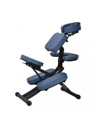 Master Massage Rio Portable Massage Chair - Royal Blue