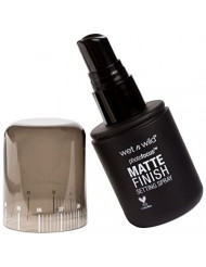 wet n wild Photo Focus Matte Finish Setting Spray, Matte Appeal, 1.52 Ounces