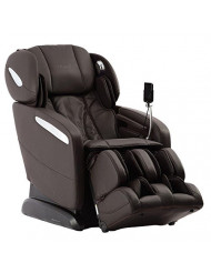 Osaki Pro Maxim B Massage Chair, Brown, SL Track Roller Design, Computer Body Scan Technology, 2 Stage Zero Gravity Position, Touch Screen Controller, Bluetooth Connection for Speaker