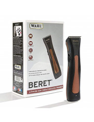 Wahl Professional Beret Lithium Ion Cord/Cordless Trimmer #8841 - Great for Barbers and Stylists