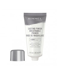 Rimmel Lasting Finish Breathable Primer, Clear, 1 Fluid Ounce
