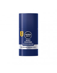Nivea for Men Maximum Hydration Body Protecting Shave Stick, 2.5 Oz